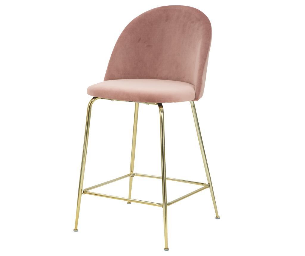Set 2 barske stolice Luxury Rose