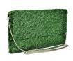 Geanta plic Charming Green