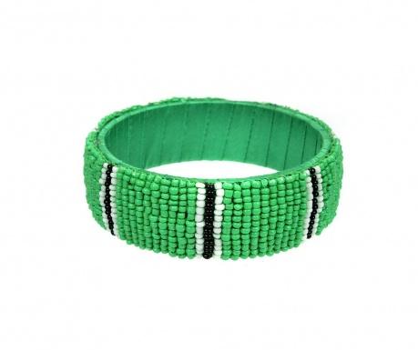 Narukvica Boho Green