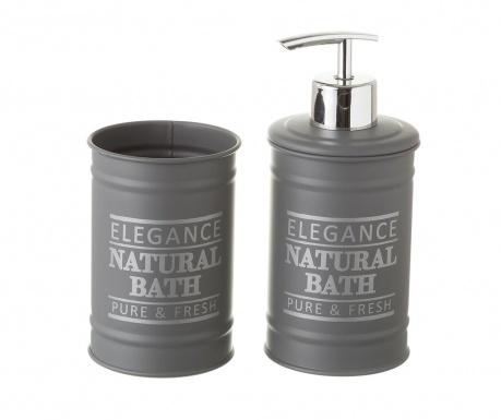 Комплект за баня 2 части Elegance Fresh Grey