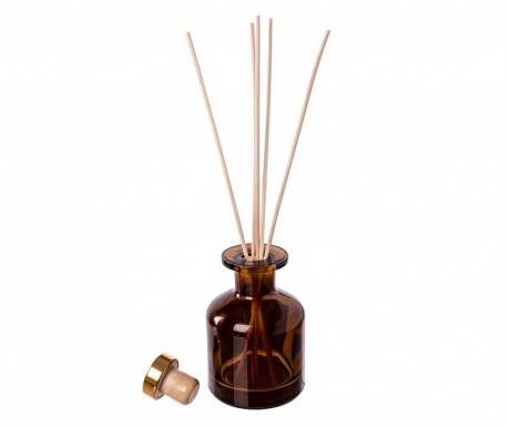 Дифузер с етерични масла и пръчици Granada Noir