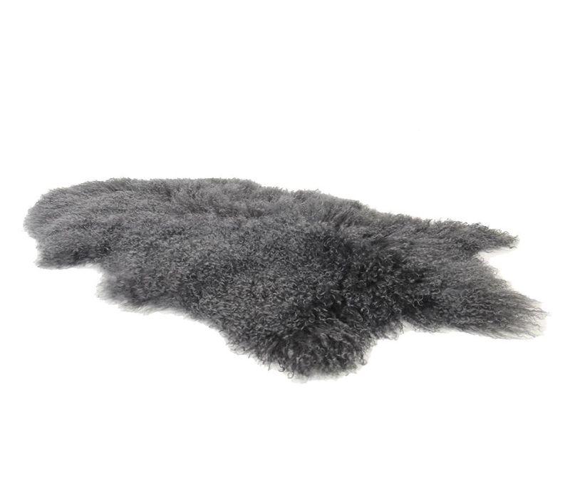 Preproga Tibet Dark Grey 60x90 cm