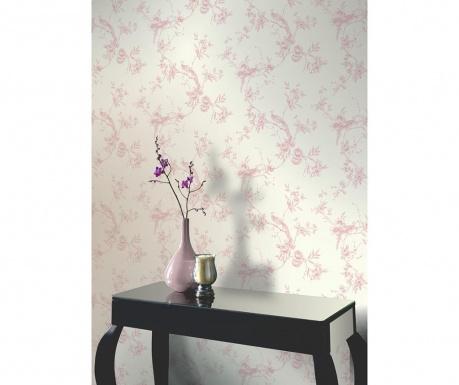 Stenska tapeta Chinoise Pink 53x1005 cm