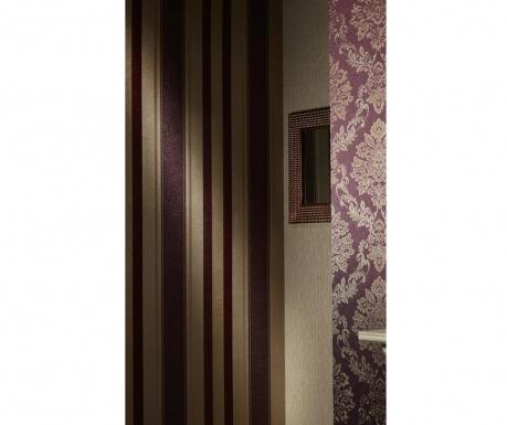 Stenska tapeta Palazzo Stripe Mulberry 53x1005 cm