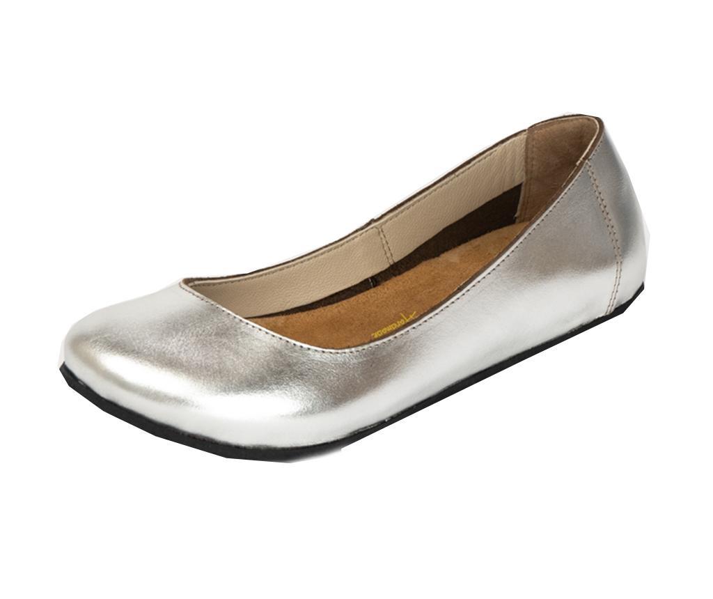 Balerini dama Velda Idda Silver 38
