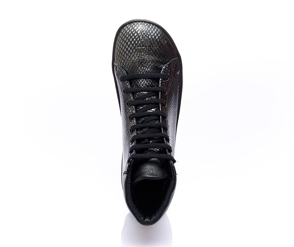 Ava Grey Snake Női magasszárú tornacipő 39