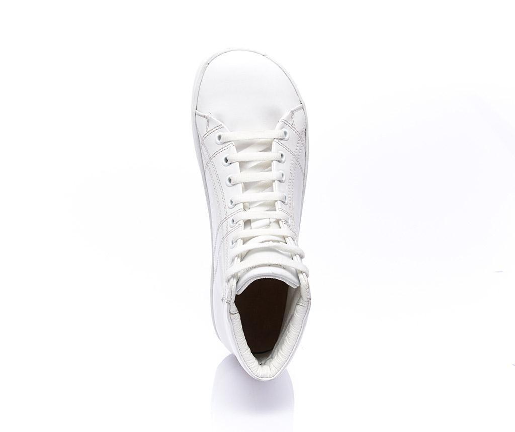 Ava White Női magasszárú tornacipő 39