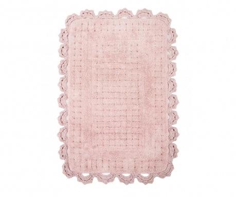 Χαλάκι μπάνιου Mina Pink 70x110 cm