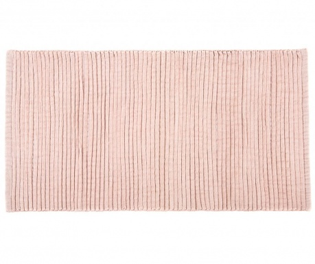 Předložka do koupelny Simon Pink 60x120 cm