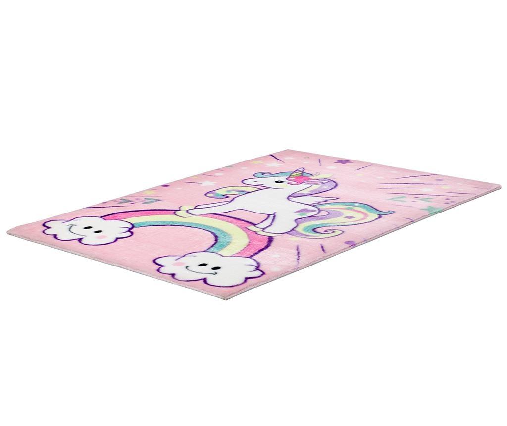 Covor Over The Unicorn Rainbow 90x130 cm