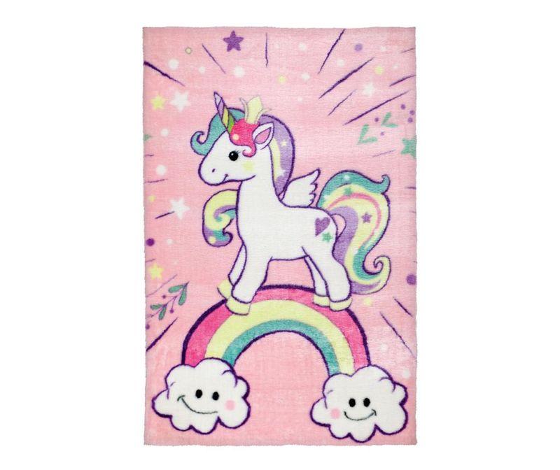 Preproga Over The Unicorn Rainbow 120x170 cm