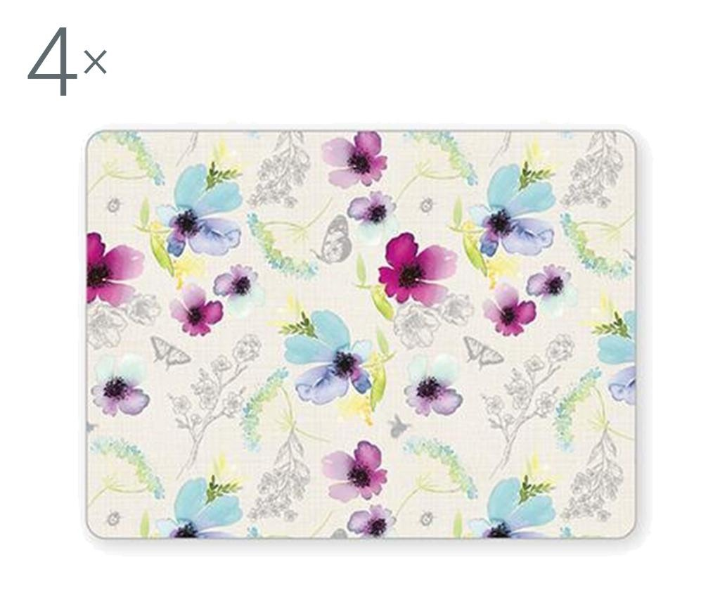 Chatsworth Floral 4 db Tányéralátét 21.5x29 cm