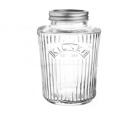 Steklenka s pokrovom Cordial 1 L