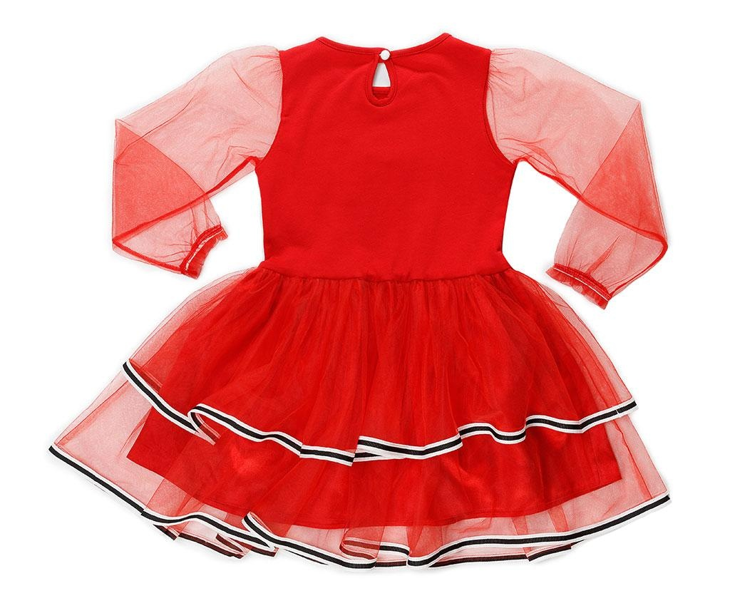 Sukienka dziecięca z długim rękawem Tulle Deer 7 years