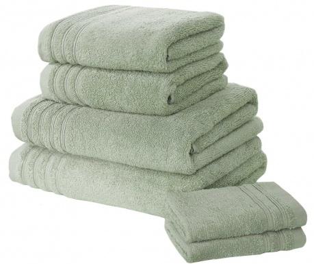 Sada 6 ručníků So Soft Green