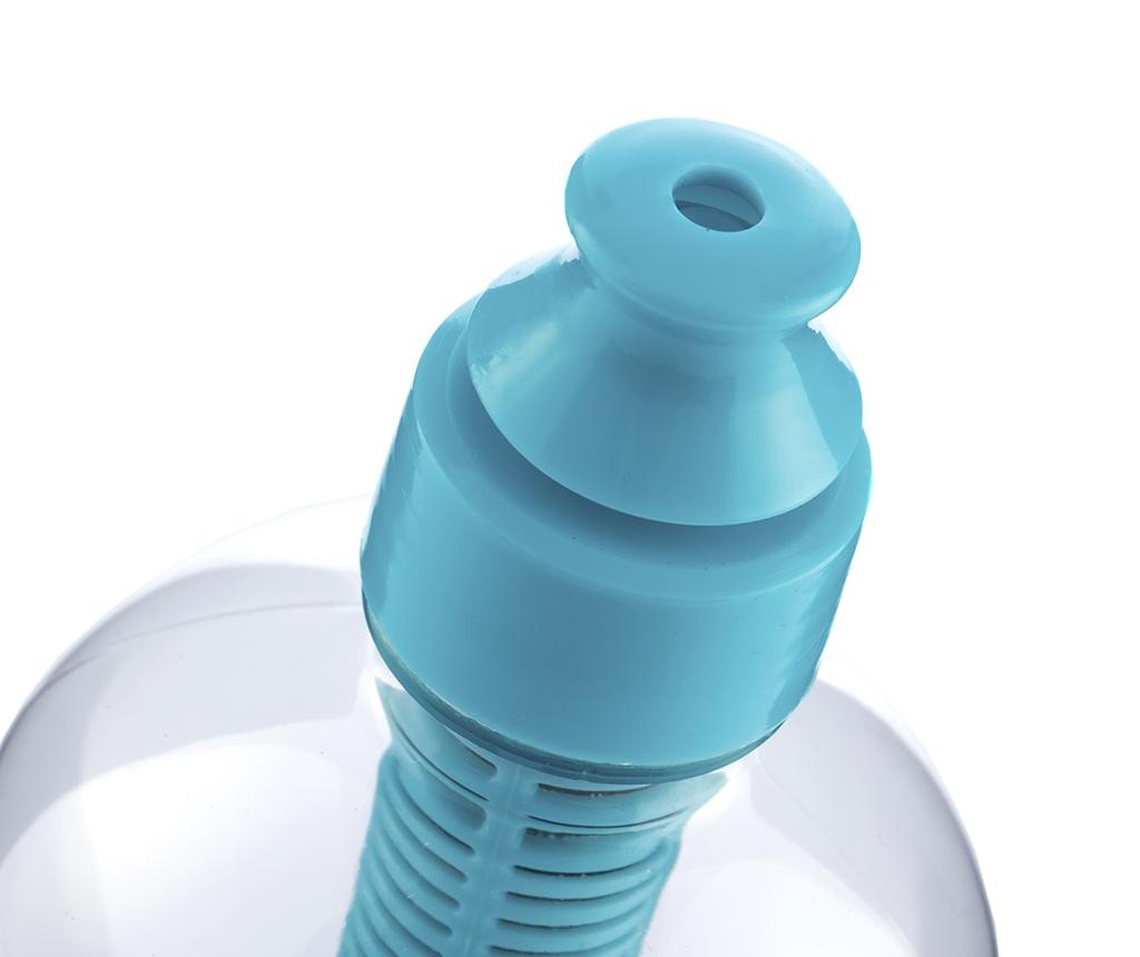 Sticla de calatorie cu filtru InnovaGoods 500 ml