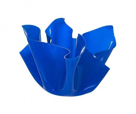 Drappeggi Blue Díszedény