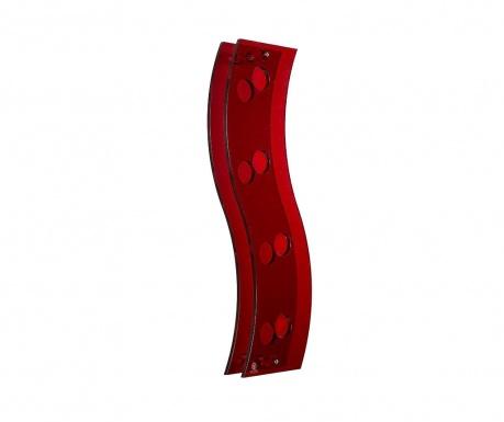 Suport de perete pentru sticle Slowine Red