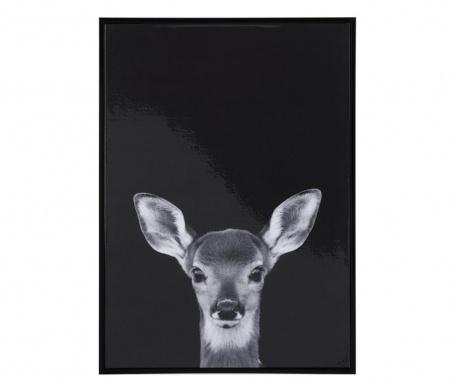 Slika Lilly Deer 52x72 cm