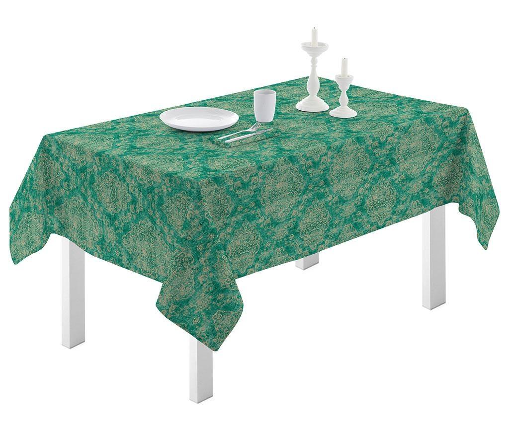 Larache Green Asztalterítő 150x200 cm
