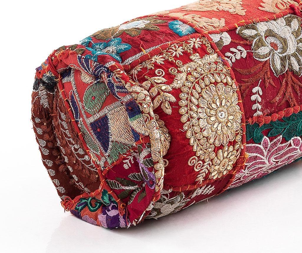 Perna decorativa Yantra Red Patch