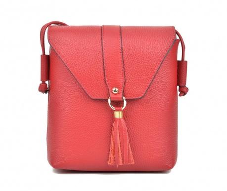 Дамска чанта Avina Red