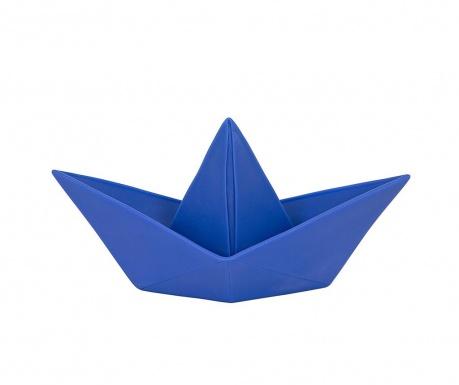 Nočna svetilka Paper Boat Blue