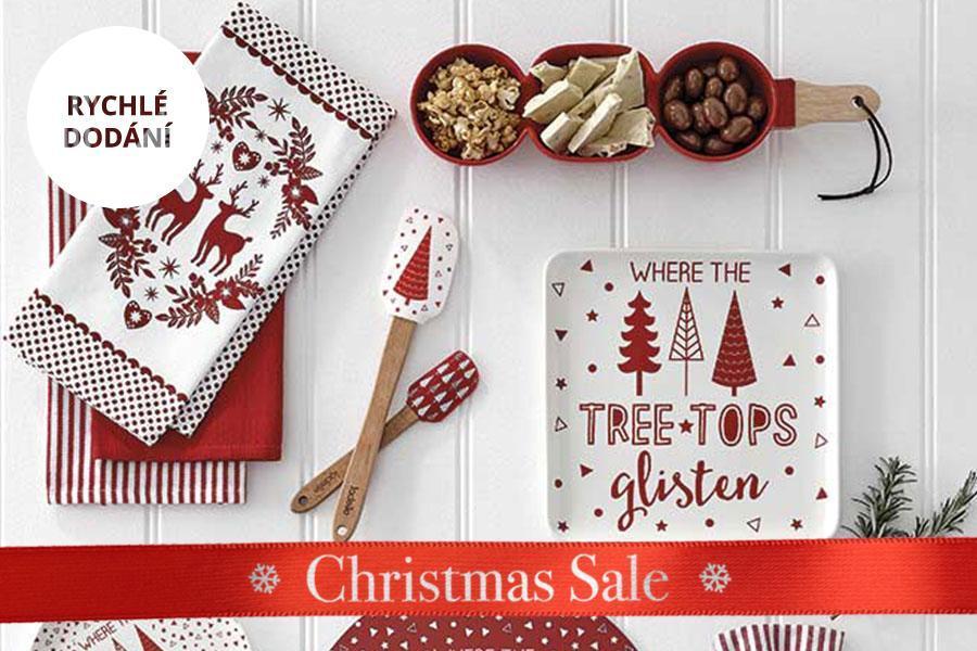 Vánoční výprodej: Kuchyň Ladelle