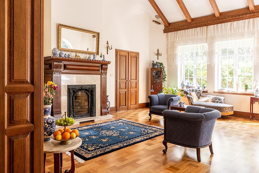 Kennedyjeva modra soba