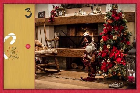 Η παράδοση του χριστουγεννιάτικου δέντρου