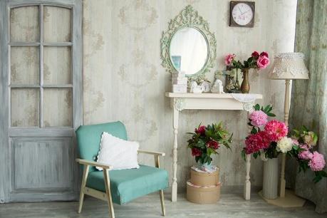 Galeria cu decoratiuni
