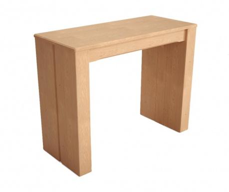 Rozkladací stôl Peninsule Oak Effect