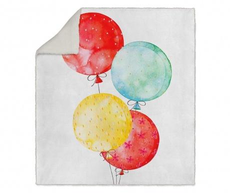 Pléd Balloons 130x160 cm