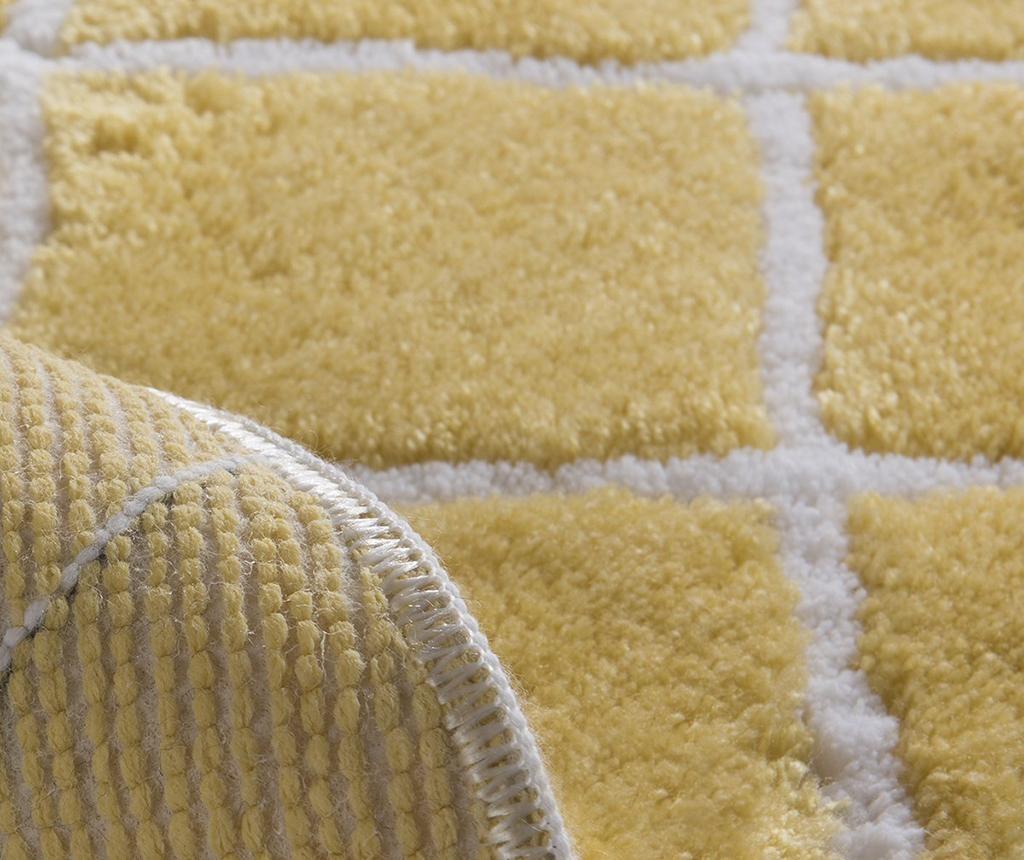 Pineapple Shape Fürdőszobai szőnyeg 60x100 cm