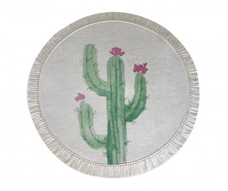 Dywanik łazienkowy Fiore Cactus 100 cm