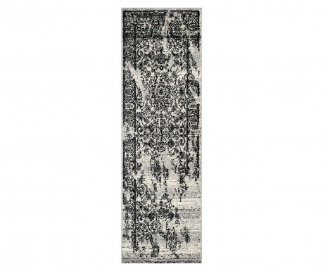 Preproga Justyna Silver 62x240 cm