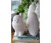 Nočna svetilka The Owl White & Blue