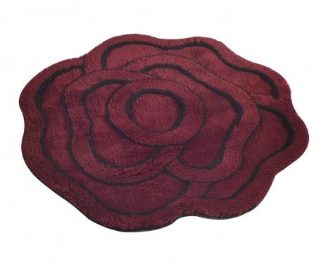 Χαλάκι μπάνιου Big Rose 90 cm