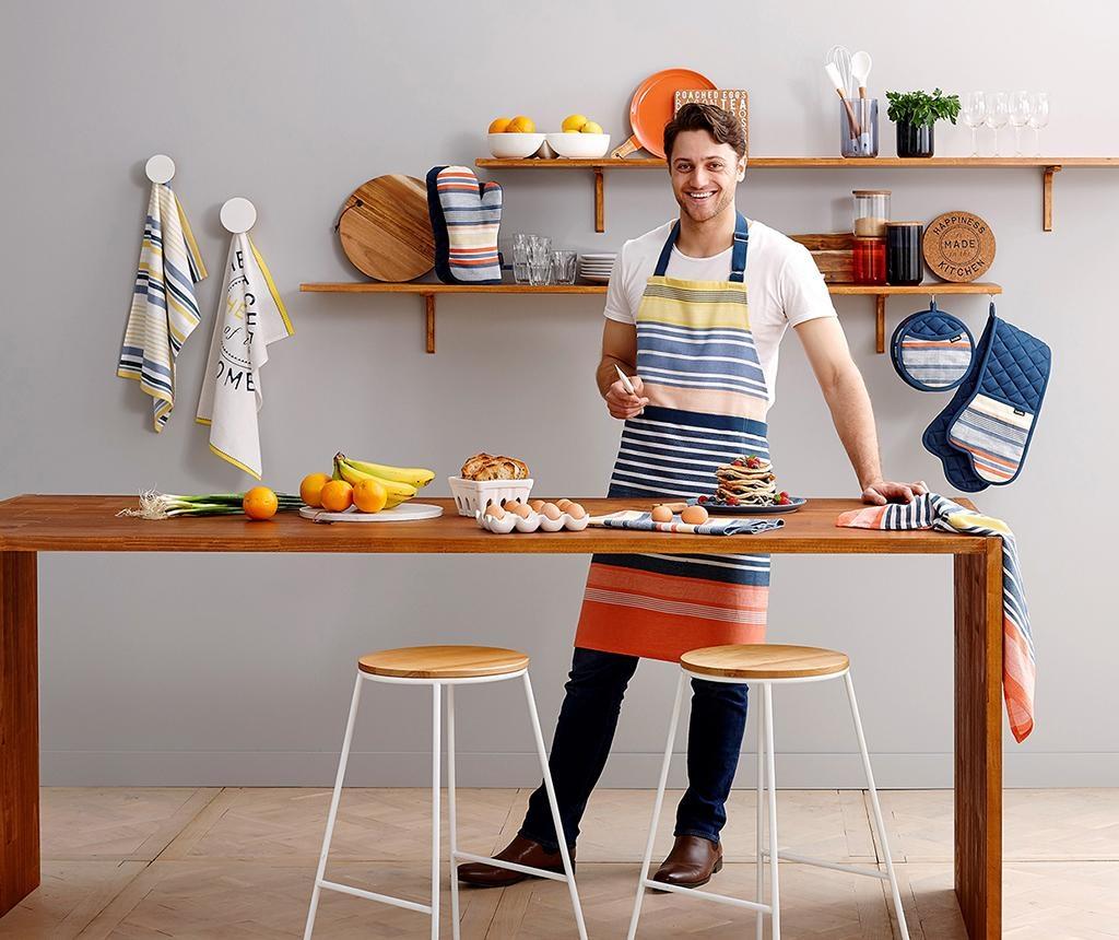 Set 2 kuhinjske rukavice Charlie
