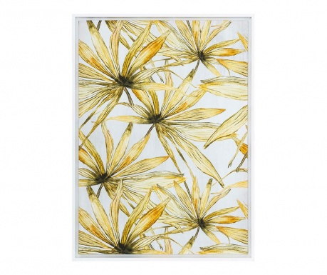 Tablou Friendship Flowers 55x75 cm