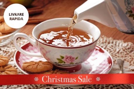 Christmas Sale: Arta ceaiului
