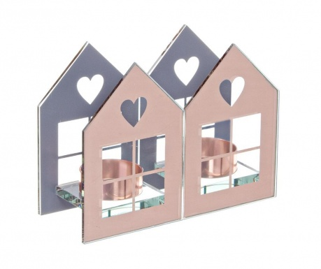Podstavec na sviečky Sweet Two
