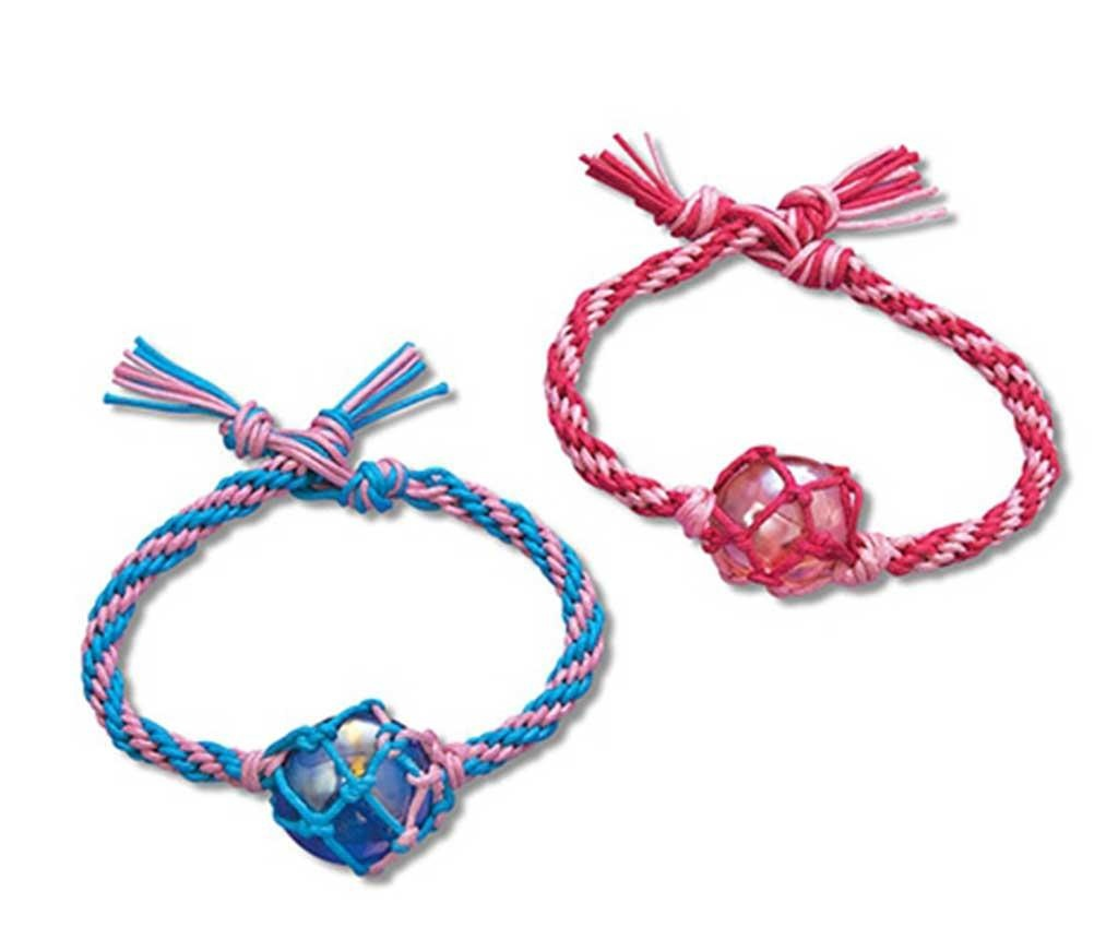 Ustvarjalni set Gemstone Wristlets
