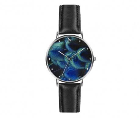 Γυναικείο ρολόι χειρός Emily Westwood Wave Classic Black
