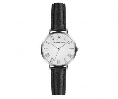 Γυναικείο ρολόι χειρός Emily Westwood Century Classic Black