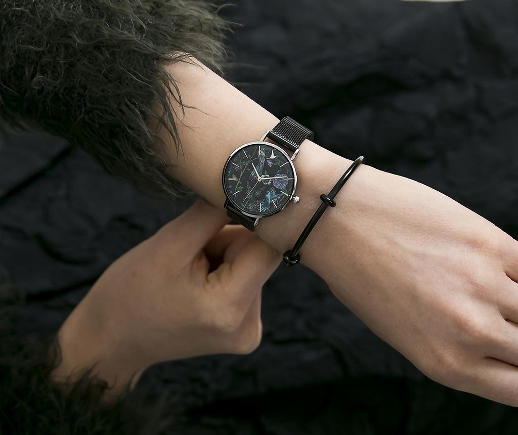 Ženski ručni sat Emily Westwood Dikia Black