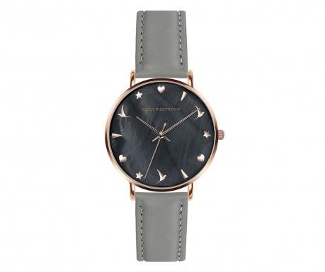 Γυναικείο ρολόι χειρός Emily Westwood Glodette Grey