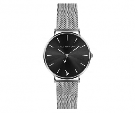 Γυναικείο ρολόι χειρός Emily Westwood Angela Black