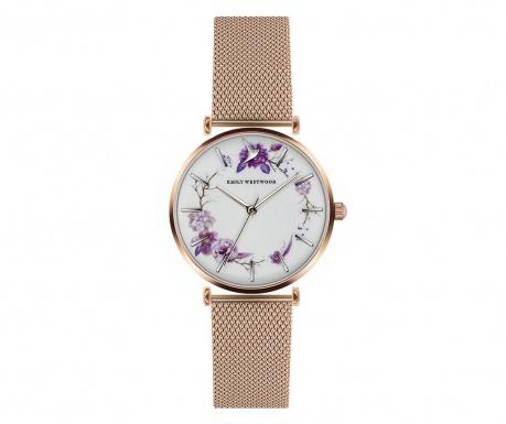 Γυναικείο ρολόι χειρός Emily Westwood Trivas Gold