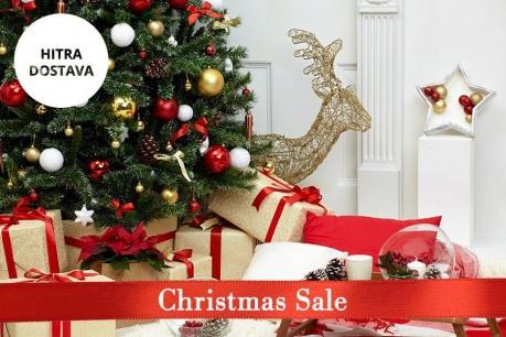 Christmas Sale: EXTRA popusti